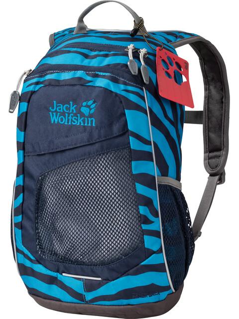 Jack Wolfskin Track Jack rugzak Kinderen blauw